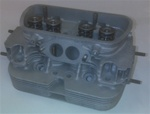 Rebuilt Stock VW Heads