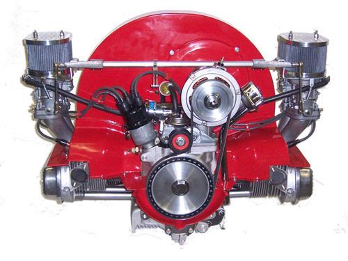 Building A  Cc Volkswagen Dual Port Engine