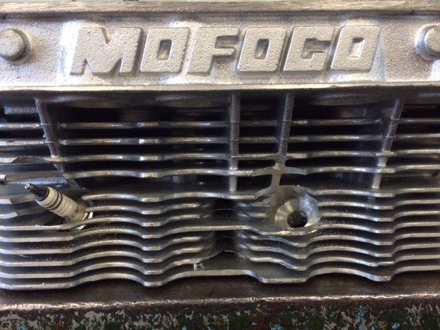 Mofoco Performance VW Cylinder Heads