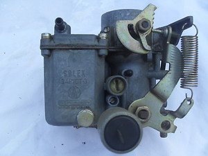 113-129-031A  ORIGINAL REBUILT GERMAN 34 Pict 3 CARBURETOR