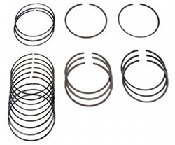 PISTON RING COMPLETE SET - 94MM - VANAGON 86-92 2.1L
