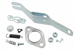 HEAT EXCHANGER LEVER KIT, LEFT SIDE