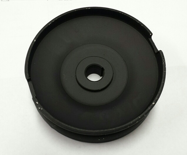 043-903-109 Black Stock 12v Alternator Generator Pulley Vw Bug
