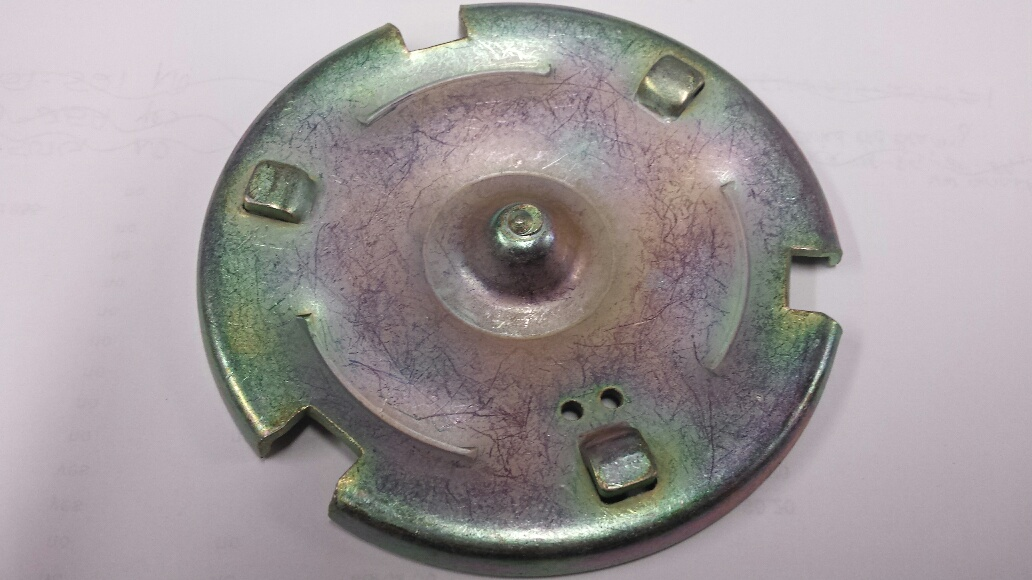 055-141-124F Clutch Release Plate