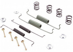 TYPE 1 BEETLE REAR DRUM BRAKE HARDWARE KIT 58-66