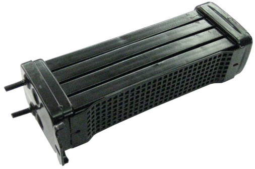 Vw Oil Cooler With Fan : Mofoco vw oil cooler for cc engines