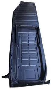 Floor Pan, Right,  Early Up to 1970 111-701-062