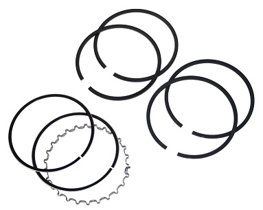 111-198-157A Piston Ring Kit, 77mm