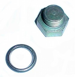 OIL DRAIN PLUG 1200CC-1600CC THRU 1979