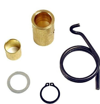 VW CLUTCH CROSS SHAFT REPAIR KIT - BEETLE LATE 1972 AND 1973-UP