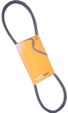 CONTITECH 12 VOLT VW GENERATOR BELT FOR VOLKSWAGEN GHIA, VW BUG AND VW BUS