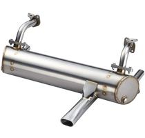 Single Tail Pipe Sport Muffler 25 & 36 HP
