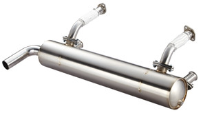 Type 3 Hi-Performance Stainless Steel Muffler