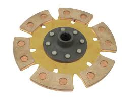 EMPI 16-9901 6 Puck Clutch Disc, Ea