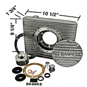 EMPI 17-2871 VW BUG ENGINE NARROW OIL SUMP W/ FILTER