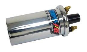 EMPI 17-2959 Compu-Fire 35,000 Volt Chrome Coil, 12-Volt