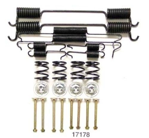 Type 2 Bus 1964-1970 Front Hardware Kit 17178