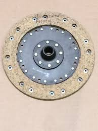 VWP 211-141-032C Type 4 Bus 210mm Clutch Disc