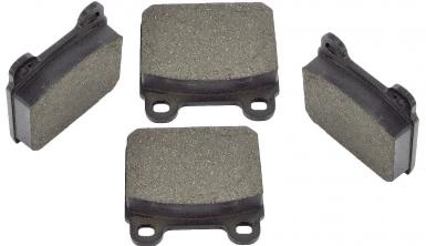 Front Disc Brake Pads VW Transporter  1973-89