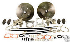 Empi 22-2906 Vw Bug Rear Disc Brake Kit 1968-1972, 5 Lug Vw Pattern
