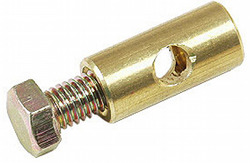 BARREL CONNECTOR FOR ACC CABLE AND HEATER CABLE