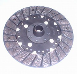 VW TYPE 1-2-3 CLUTCH DISC - SOLID