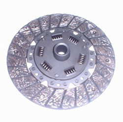 TYPE 1-2-3 CLUTCH DISC - SPRING  CENTER