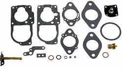 CARBURETOR REBUILD KIT 32/33 PICT TYPE 3 DUAL CARB. 1966-1967 311-198-573RK