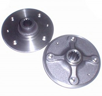 REAR DRUM HUB FITS TYPE 3 FROM 1966 AND NEWER & TYPE 4 311-501-581