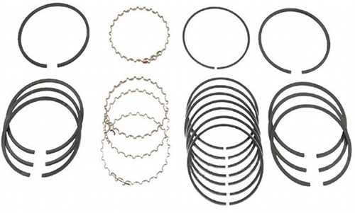 PISTON RING COMPLETE SET - 83MM - BEETLE/GHIA/ 67-69