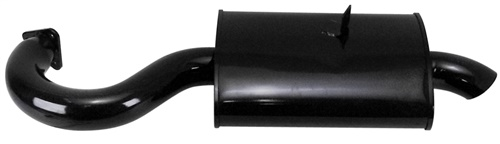 EMPI 3701 PHAT Boy Muffler For Merged Exhaust