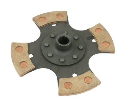 EMPI 4091 Clutch Disc - 4 Puck Racing