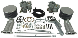 EMPI 40MM DUAL BROSOL / SOLEX CARBURETOR KIT
