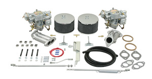 EMPI 44MM DUAL BROSOL / SOLEX CARBURETOR KIT