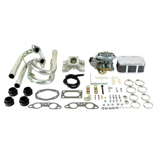 TYPE 4 WEBER PROGRESSIVE CARBURETOR KIT