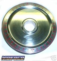 Empi 8777 Vw Beetle Bus Buggy Engine Crankshaft Pulley