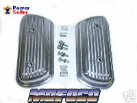 Empi 9152 Vw Bug Engine Bolt On Aluminum Valve Covers