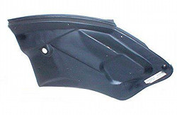 VW BUG 52-67 FRONT FENDER WHEELHOUSE SECTION W/ BUMPER BRACKET RH 951045-2
