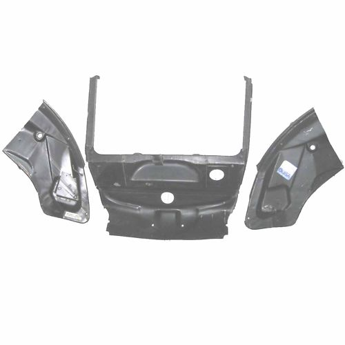 VW BUG 52-67 FRONT INNER WHEELHOUSE PANEL SET 951045-1 951045-2 951023-0