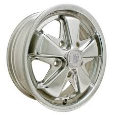EMPI 9678  911 Alloy Wheels 15 x 4.5 Polished
