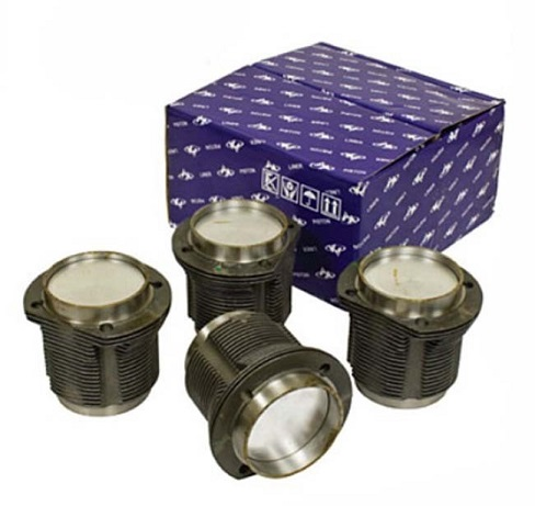 AA Brand Piston and Liner Set (85.5mm) 1600cc