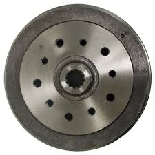 EMPI 98-5002-7 Rear Brake Drum - Chevy Bolt Pattern