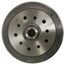 EMPI 98-5002-7 Rear Brake Drum - Chevy Bolt Pattern