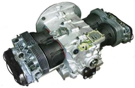MoFoCo VW Aircooled Premium Longblock 1600cc Single Port BE151