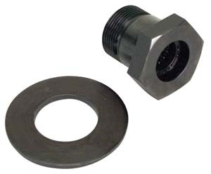 EMPI 4026 Chromoly Gland Nut w/washer