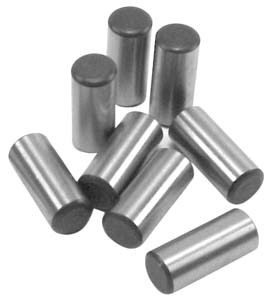 EMPI 8140 8mm Competition Dowel Pin, Set of 8