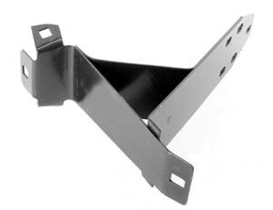 EMPI 98-1009-B Bracket, Front Left, Black, 68-73, Each