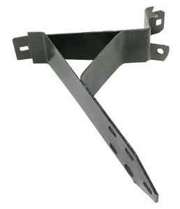 EMPI 98-1010-B Bracket, Front Right, Black, 68-73, Each