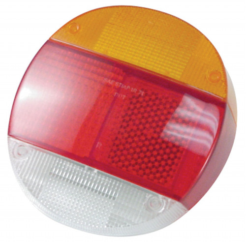 EMPI 98-1066 VW BUG BEETLE EURO TAIL LIGHT LENS 73-79