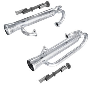 EMPI 3709 Dual Racing Exhaust System